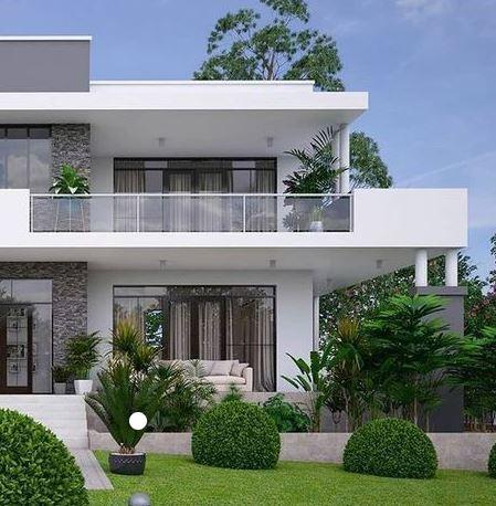 Проекты монолитно-блочных домов